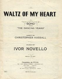 Waltz of My Heart - From