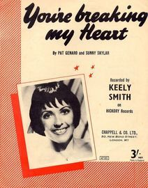 You're Breaking My Heart - featuring Keely Smith
