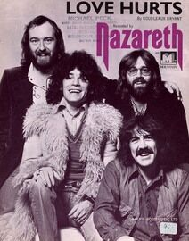 Love Hurts.  Nazareth