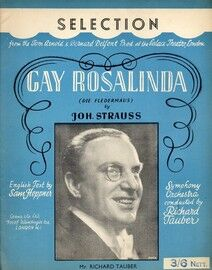 Gay Rosalinda (Dir Fledermaus) - Piano Selection - Featuring Richard Tauber