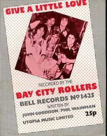 Give a Little Love - Featuring The Bay City Rollers