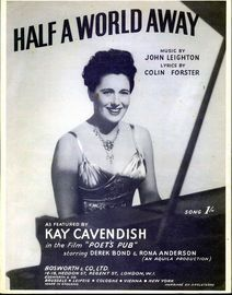Half A World Away - As featured by Kay Cavendish in the Film
