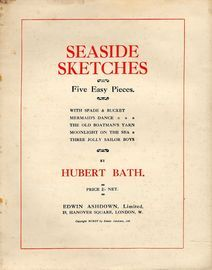 Seaside Sketches - Five Easy Pieces