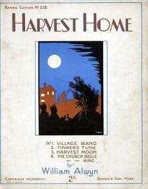 Harvest Home - Suite for Piano Solo - Banks Edition No. 228
