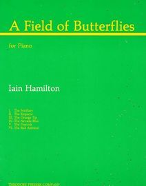 A Field of Butterflies - For Piano