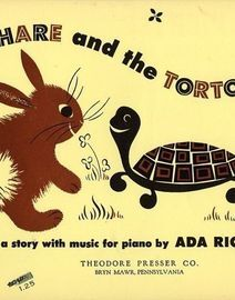 The Hare and the Tortoise - A Story with Music for Piano
