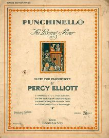 Punchinello, The Passing show, suite for piano