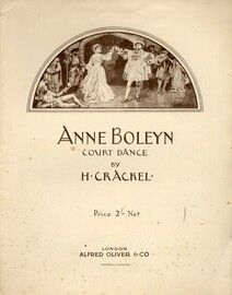 Anne Boleyn - Court Dance