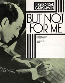 But Not For Me - Piano Solos by George Gershwin Series