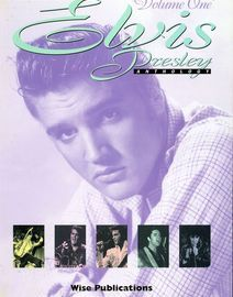 Elvis Presley Anthology - Volume One - Including Biography - 98 Songs