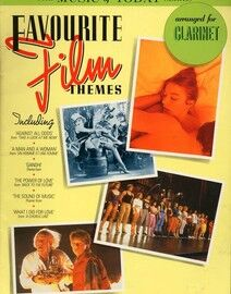 Favourite Film themes arranged for Clarinet - The Music of Today Series