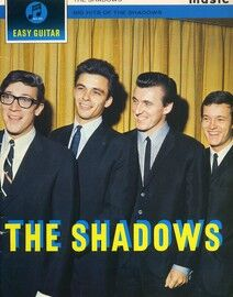 The Shadows Big Hits - Book with Photos - Featuring The Shadows - For Easy Guitar