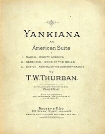 Yankiana - An American Suite for Piano