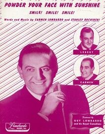 Powder your Face with Sunshine - Featuring Guy Lombardo