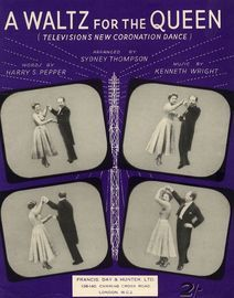 A Waltz for the Queen - Televisions New Coronation dance - Including dance instructions