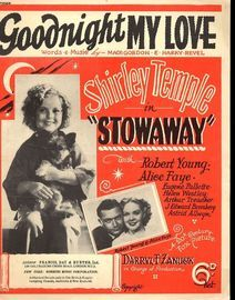 Goodnight My Love - Featuring Shirley Temple in
