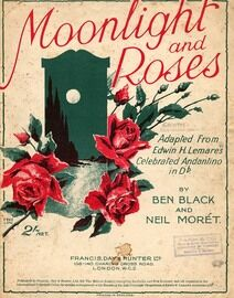 Moonlight and Roses, adapted from Edwin Lemare's andantino in D flat