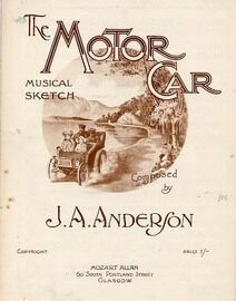 The Motor Car - Musical Sketch piano solo