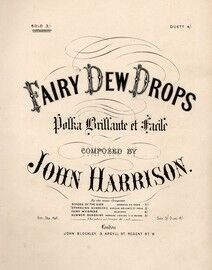 Fairy Dew Drops Polka for Piano