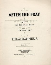 After the Fray - Vocal Duet for Tenor and Bass