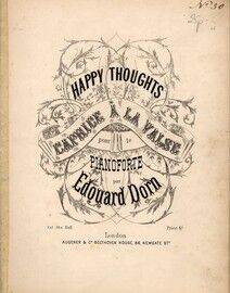 Happy Thoughts - Caprice a la Valse por le Pianoforte