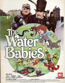 The Water Babies - Songs from the Film - Featuring Billie Whitelaw, James Mason & Bernard Cribbins