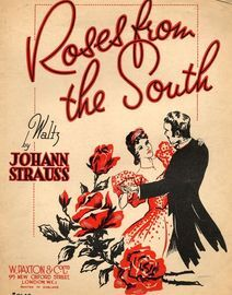 Roses from the South (Rosen aus dem suden) - Waltz