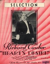 Heart's Desire -  Piano Selection - Featuring Richard Tauber