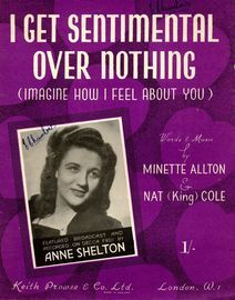 I Get Sentimental Over Nothing  - Song featuring Anne Shelton