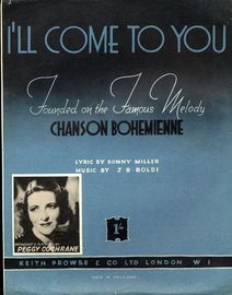 I'll Come To You - Song featuring Peggy Cochrane