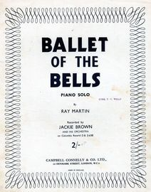 Ballet of the Bells - Piano Solo