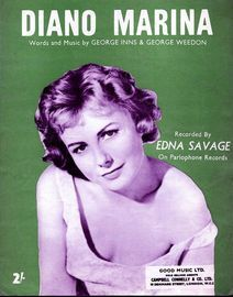 Diano Marina - Featuring Edna Savage