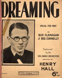 Dreaming - featuring Henry Hall, Roy Fox - Featured by the B.B.C. Dance Orchestra