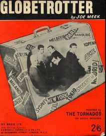 Globetrotter -  featuring The Tornados