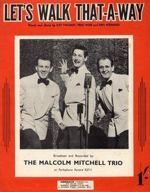 Lets Walk That A Way - Song Malcolm Mitchell Trio