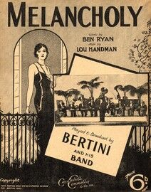 Melancholy - Song Featuring Bertini and his Band