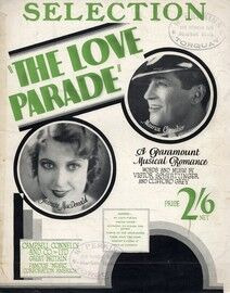 The Love Parade - Piano Selection - As performed by Maurice Chevallier and Jeanette MacDonald
