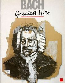 Bach Greatest Hits - For Piano with Chord Symbols