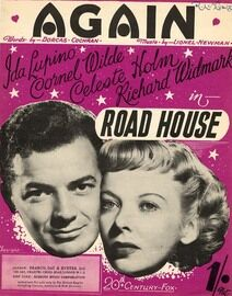 Again -  featuring Ida Lupino, Cornel Wilde, Celeste Holm and Richard Widmark in