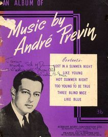 An Album of Music by Andre Previn