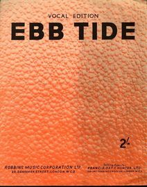 Ebb Tide - Song - Vocal Edition