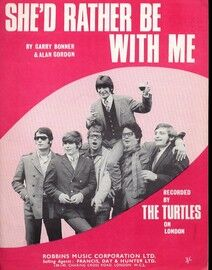 Shed Rather Be With Me - The Turtles