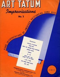 Art Tatum - Improvisations No. 2