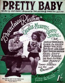 Pretty Baby - Song - Featuring George Murphy and Ginny Simms from 'Broadway Rhythm'