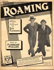 Roaming - Featuring Flanagan and Allen