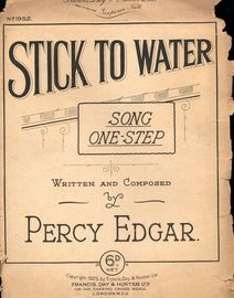 Stick to Water -  Song one Step