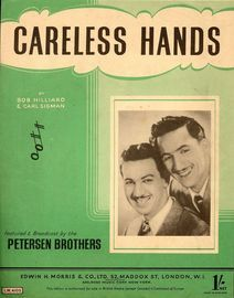 Careless Hands - featuring The Petersen Brothers