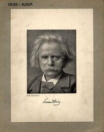 Edvard Grieg - Pianoforte Album - Instructive Edition - Featuring Grieg - Bosworth Edition No. 319
