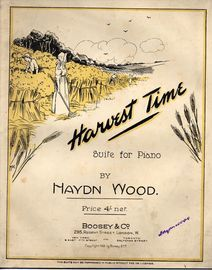 Harvest Time - Suite for Pianoforte