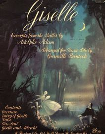 Giselle - Excerpts from the Ballet
